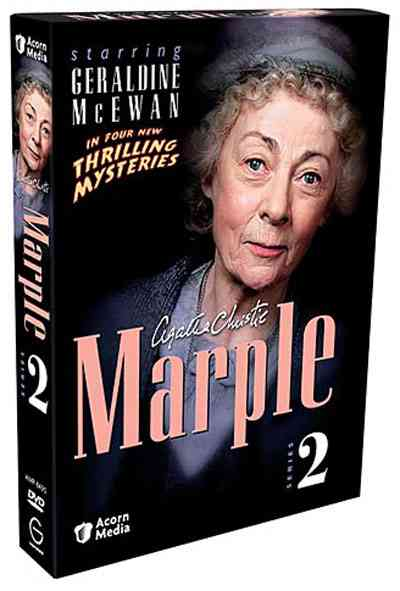 AGATHA CHRISTIE'S MARPLE SERIES 2 BY MCEWAN,GERALDINE (DVD)